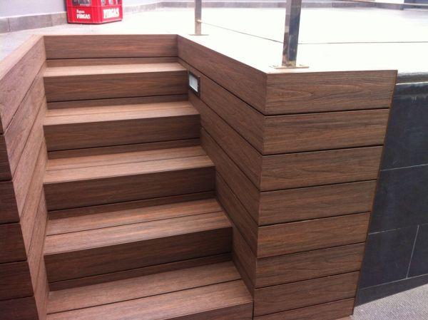 Parquet gonz lez servicio de parquet en las palmas de - Escaleras de exterior de obra ...